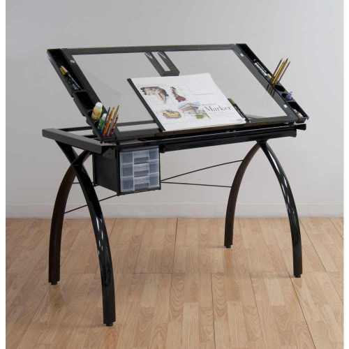 Studio Designs Futura Drafting and Craft Table Color