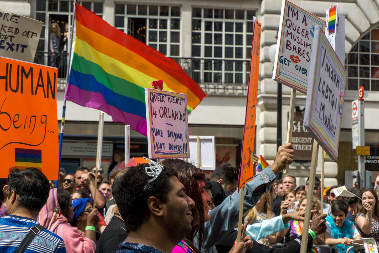 In Pictures London Pride  Draft Itinerary