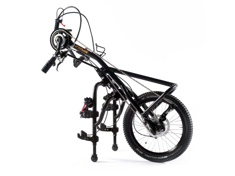 Quickie Attitude Manual Handcycle