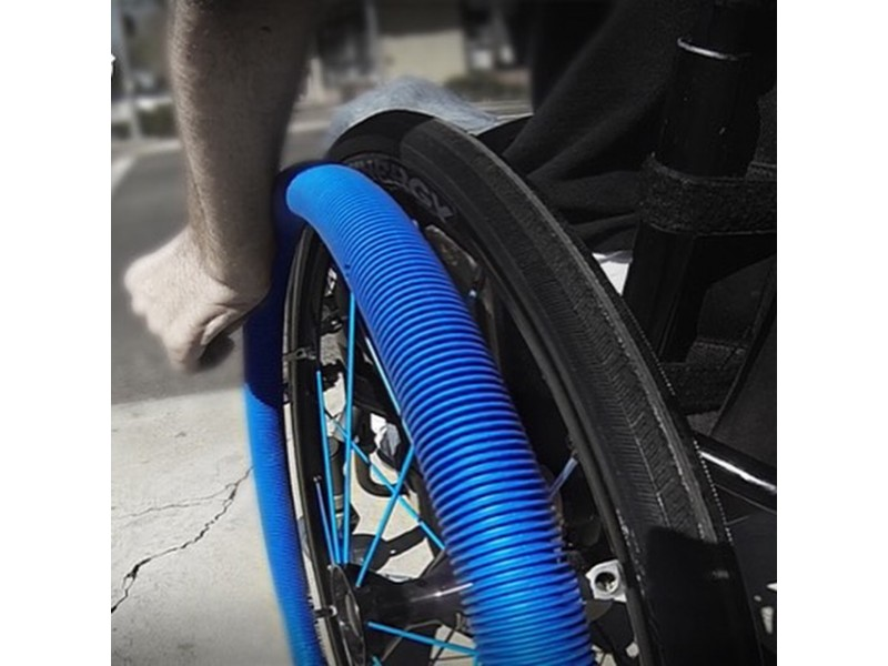 wheelchair grips hire chair covers cheap ribgrips the pushrim specifically designed for quadriplegic s say goodbye to gloves calluses