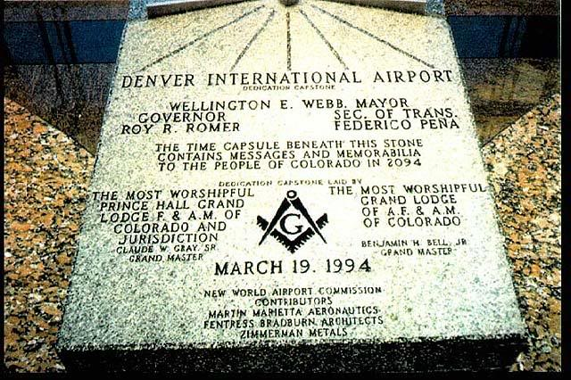 NWO Symbol 1 Denver Flughafen