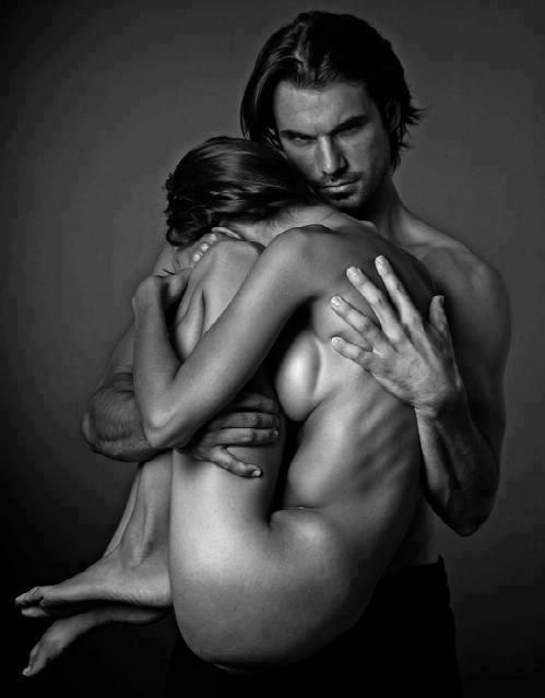 Image result for dominant and submissive embrace