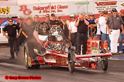 Top Fuel Photos at Second Annual Dragfest Auto Club Famoso