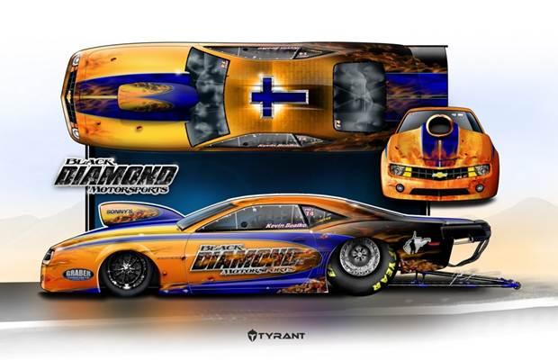Black Diamond Motorsports Team Ready To Take Over Ihra Pro Stock