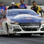 FORMER PRO STOCK WORLD CHAMP ALLEN JOHNSON EAGER TO RIGHT THE SHIP AT NHRA ARIZONA NATIONALS