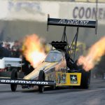EIGHT-TIME TOP FUEL WORLD CHAMPION TONY SCHUMACHER SEEKS FIRST CAREER WIN AT NHRA FOUR-WIDE NATIONALS