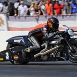 PRO STOCK MOTORCYCLE STANDOUT ANDREW HINES LOOKS TO MAKE IT FOUR STRAIGHT WINS AT NHRA FOUR-WIDE NATIONALS