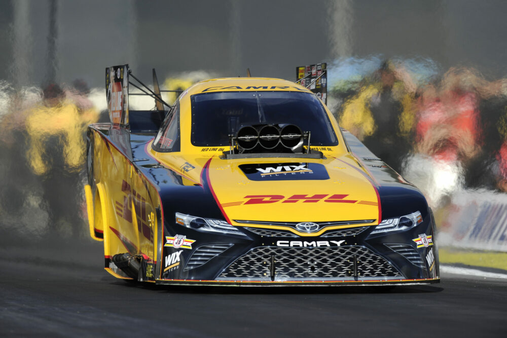 J.R. TODD AIMS TO MAKE MORE IMPROVEMENTS IN FUNNY CAR DEBUT SEASON ...