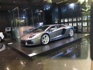 Lamborghini @ Siam Paragon