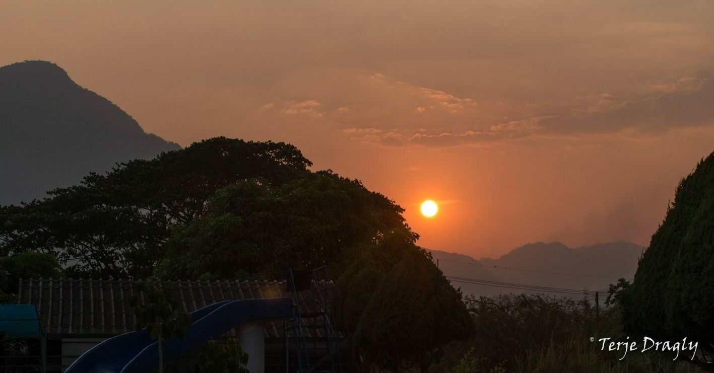 Chiang Dao Sunset