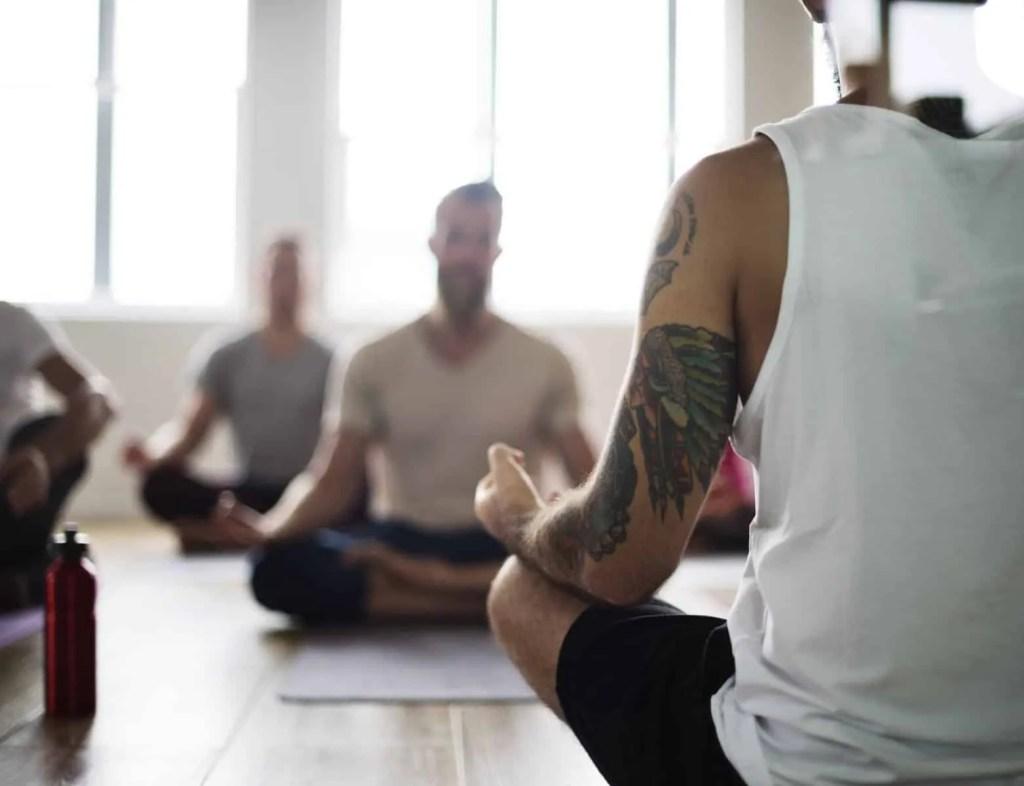 Men's Attitudes to Yoga