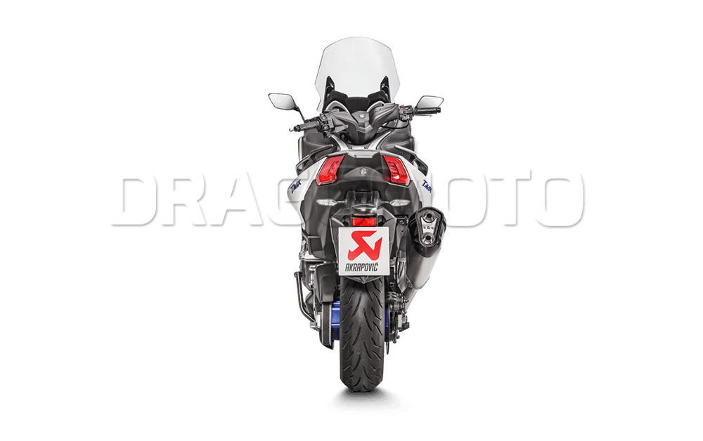 Yamaha T-MAX TMAX 530 Akrapovic 2017 17 2018 18 Full