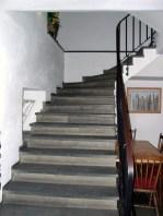 Treppen gibts reichlich
