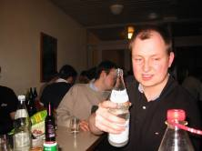 Double in Extase mit H2O