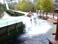 Wildwasserbahn
