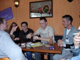 Mitrandir, Mave, Phil, Dorijan, Rumor
