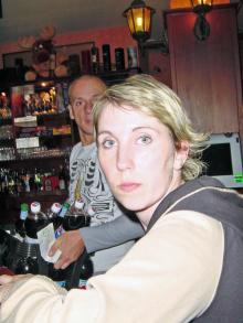 Schleicher & Mave im Pub