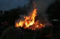 Feuer feuert so richtig feurig