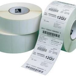 800262-125 Zebra Z-Select 2000D DT labels 57 x 32mm (1 Box ...