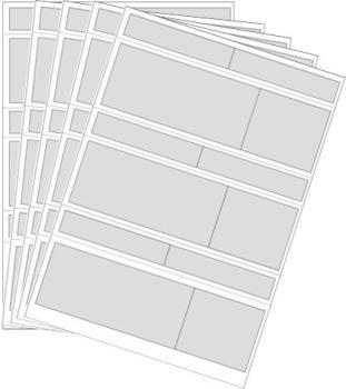 Blindata Labels