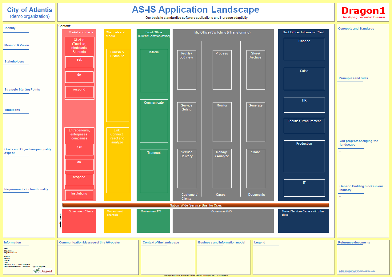 hight resolution of diagram for applications