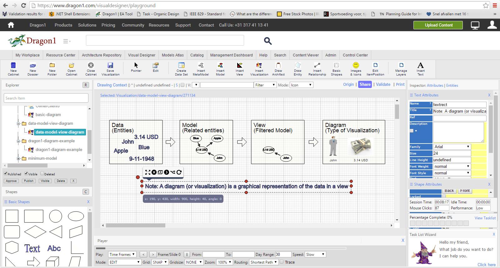 hight resolution of building diagram