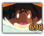 Tortue de mer (698)
