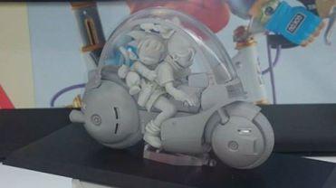 Desktop Real McCoy Bulma & Son Gokū