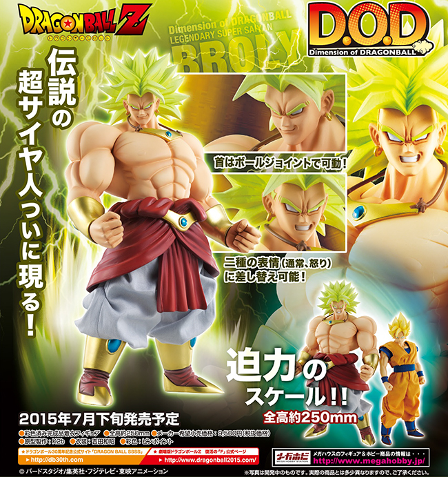 Dimension of DRAGONBALL Broly