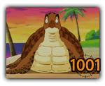 Tortue de mer (1001)