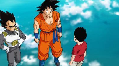 Dragon Ball Super episode 30