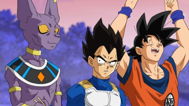 Dragon Ball Super - 047