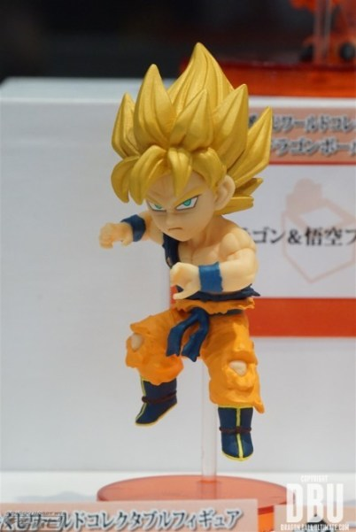 Ichiban Kuji World Collectable Figures ~Dragon Ball Z Hen~