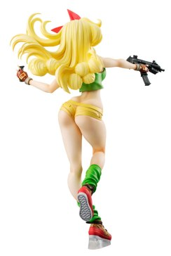 Dragon Ball gals Lunch Blonde ver.