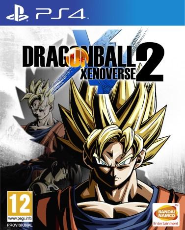 Dragon Ball : Xenoverse 2 sur PS4
