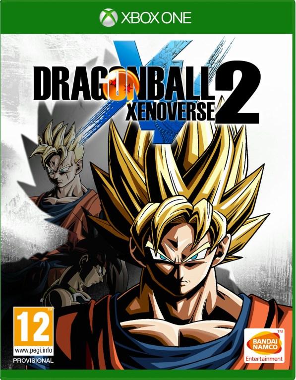 Dragon Ball : Xenoverse 2 sur Xbox One