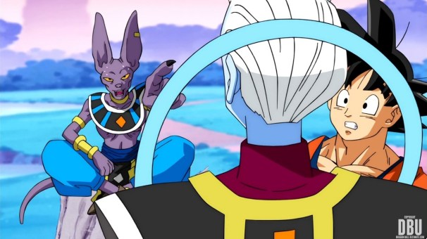 Dragon Ball Super Episode 055