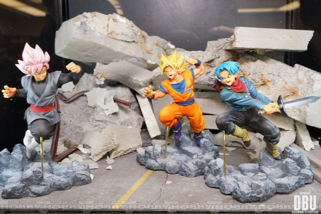 Dragon Ball Super Diorama