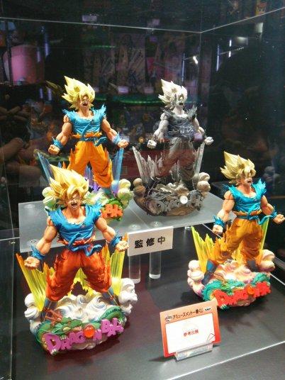 Super Master Stars Diorama