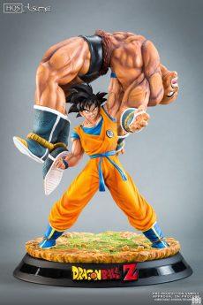 The Quiet Wrath of Son Goku
