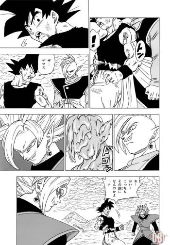 Dragon Ball Super chapitre 25