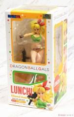 Dragon Ball Gals - Lunch blond hair ver.