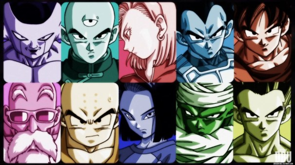 Freeza dans la Team de l'Univers 7