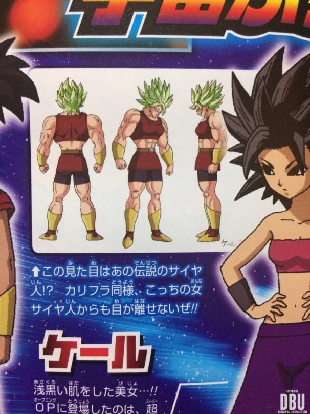 Character Design de Kale