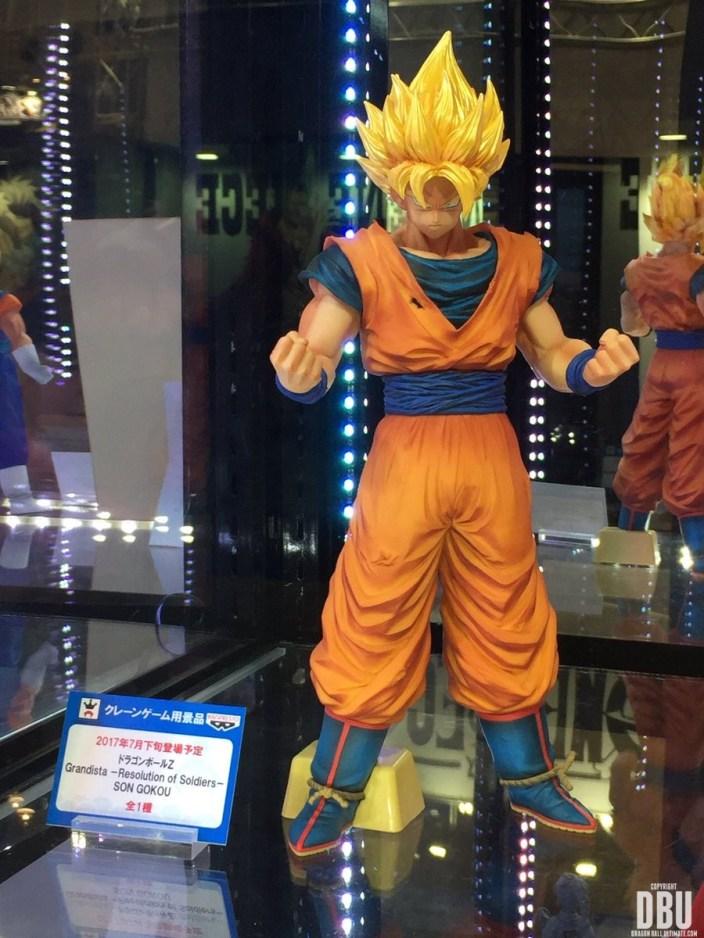 Dragon Ball Z Resolution of Soldiers - Grandista -
