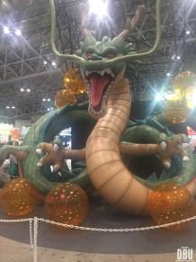 Shenron et les 7 Dragon Balls