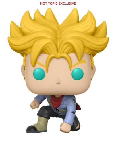 Trunks du futur SSJ - Funko POP