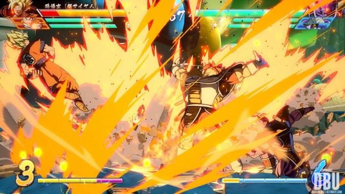 Ginyū dans Dragon Ball FighterZ