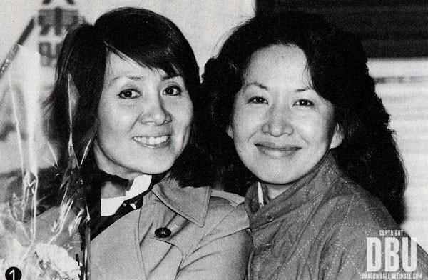 Masako Nozawa & Masako Ikeda