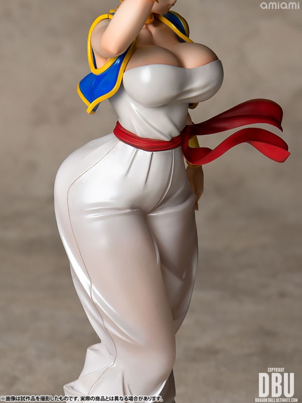 Dragon Ball Gals - Bulma Arabian ver.